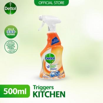 Dettol Trigger Kitchen Cleaner 500ml