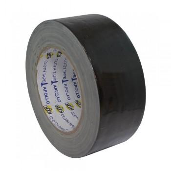 Apollo Premium Cloth Tape 36mm x 6yards Black