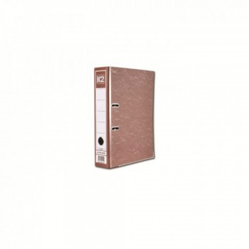 """K2 8997 Fancy Hard Cover Arch File (Brown) - 3"""", 1 pcs"""