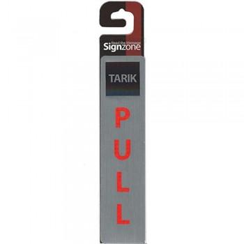 Signzone P&S Metallic -45190  PULL (Item No: R01-90)