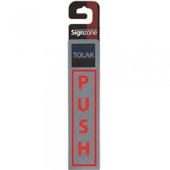 Signzone P&S Metallic -45190 PUSH LINE ( ITEM NO : R01 83 )