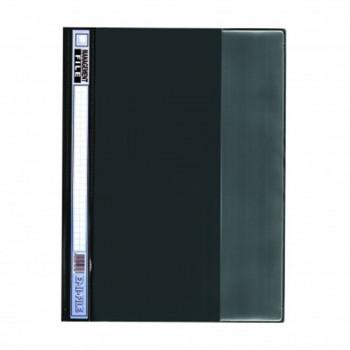 EMI 1807 Management File (Black)