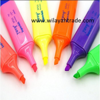 TOYO HIGHLIGHTER SP25-BLUE