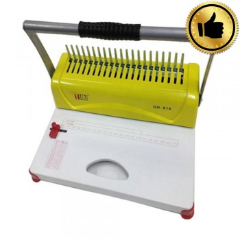 Timi GD-818 Plastic Comb Binding Machine BEST