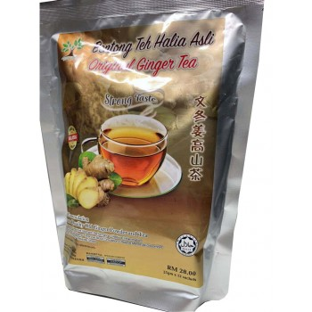 Bentong Original Ginger Tea 25gm x 12s