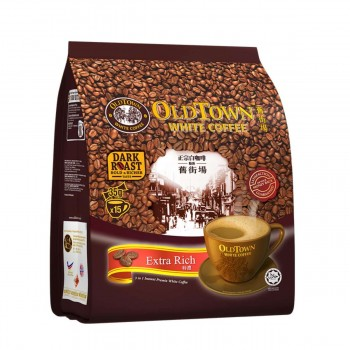 OLDTOWN White Coffee 3-in-1 Extra Rich Instant Premix (35g x 15s)