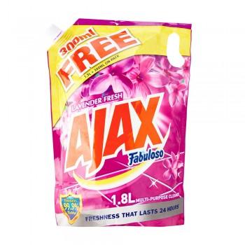 Ajax Fabuloso Lavender Multi Purpose Cleaner 1.5L Refill