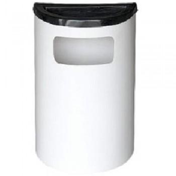 Fibreglass Semi Round Bin -ICE 45 (Item No: G01-187)