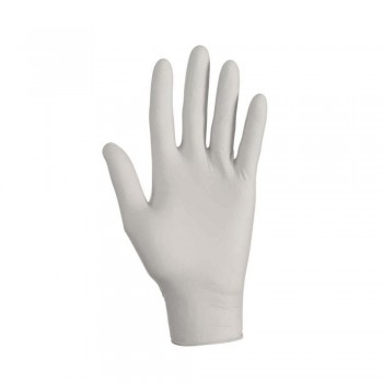 Kleenguard G10 Flex White Nitrile Gloves - M x 100 pcs