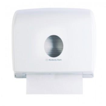 SCOTT® AQUARIUS Compact Multifold Towel Dispenser (Small)