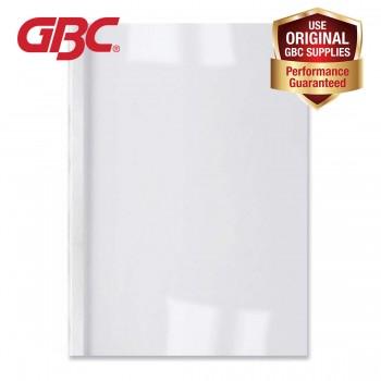 GBC Thermal Cover Standard - 4mm/40Shts (Item No: G07-48)