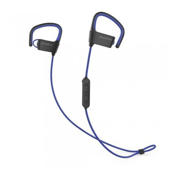 SoundCore by Anker - Arc Wireless Sport Bluetooth Earphones Black + Blue