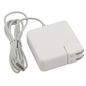 Apple Original AC Adapter Charger - 60W, 16.5V, 3.65A, 2012 for Apple Macbook Pro Series (APPLE-A1435)
