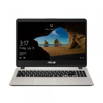 """Asus Vivobook A507M-ABR063T 15.6"""" HD Laptop - Celeron N4000, 4gb ddr4, 500gb hdd, Intel, W10, Grey"""