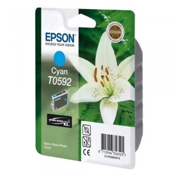 Epson T0592 Stylus photo Ink Cartridge - Cyan (Item No:EPS T059290)