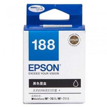 Epson 188 Black ink Cartridge (Item No: EPS T188190)