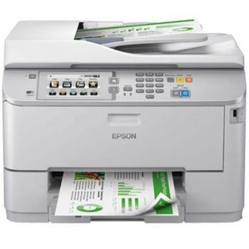 Epson WF-5621 - A4 All-in-1 print/scan/copy/fax Network Color Business Inkjet Printer (Item No : EPSON WF-5621)