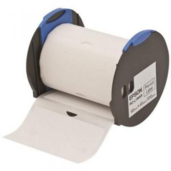 Epson RC-L1WAR LabelWorks Tape - 95 x 45mm Die Cut Label