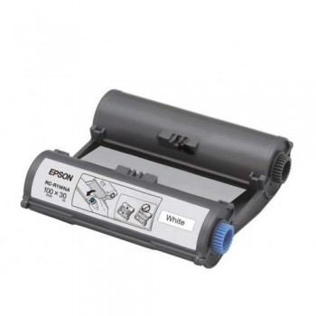 Epson RC-R1WNA LabelWorks Tape - 100mm White Ribbon