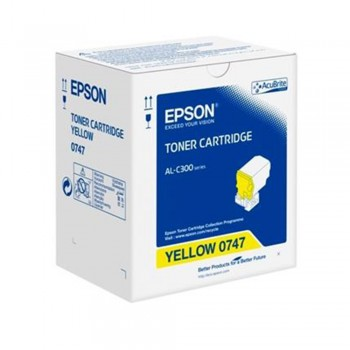 Epson SO50747 Yellow Toner (8.8k)