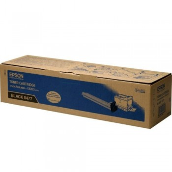 Epson SO50477 Black Toner Cartridge (Item no: EPS SO50477)