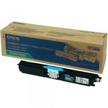 Epson SO50560 Standard Cap Cyan Toner Cartridge (Item No:EPS SO50560)