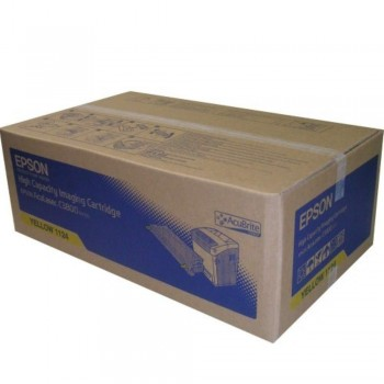 Epson SO51124 High Cap Yellow Toner (Item no: EPS SO51124)