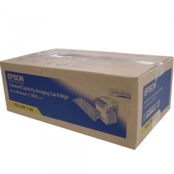 Epson SO51128 Standard Cap Yellow Toner (Item no: EPS SO51128)