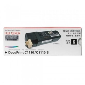 Xerox C1110 CT201114 Black Toner Cartridge (Item No: XER C1110-BK)