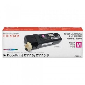 Xerox C1110 CT201116 Magenta Toner Cartridge (Item No: XER C1110-MAG)