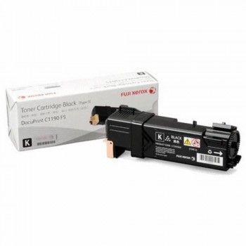 Xerox C1190FS CT201260 Toner Cartridge Black 3K (Item No:XER C1190FS BLK)