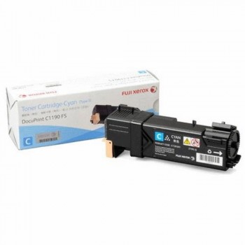 Xerox C1190FS Toner Cartridge 3K - Cyan  (Item No: XER C1190FS CY)