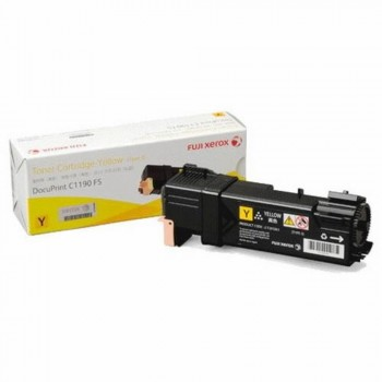 Xerox C1190FS Toner Cartridge 3K - Yellow (Item No: XER C1190FS YEL)