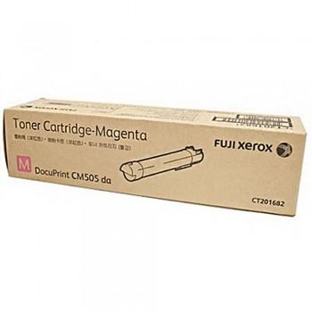 Fuji Xerox CT201682 DPCM505da Magenta Toner Standard Yield 12K (Item no: XER M505DAMG)