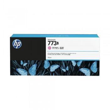 HP 773B 775ml Light Magenta DesignJet Ink Cartridge (HP C1Q33A)