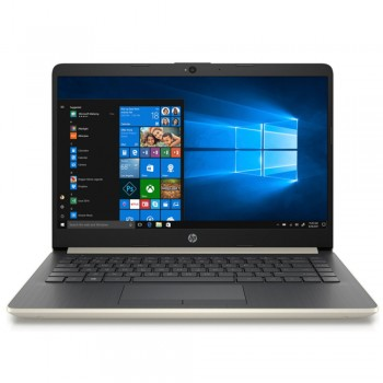 "HP 14s-Cf1027TX 14"" FHD IPS Laptop - i7-8565U, 4GB DDR4, 1TB, AMD 530 2GB, W10, Gold"