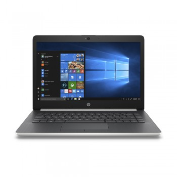 "HP 14-ck0100TU 14"" HD Laptop - i3-7020U, 4GB DDR4, 1TB, Intel HD, W10, Silver"