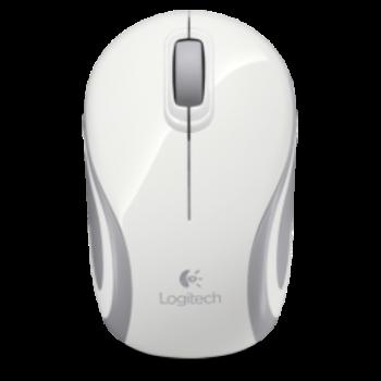 Logitech Wireless Mouse M187 White