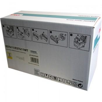 OKI ES7411 YELLOW DRUM - 20K 44318521 ( ITEM NO : OKI ES7411 YE D )