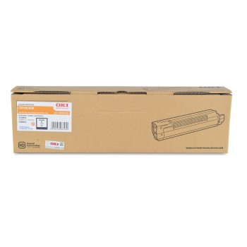 OKI C810 C830 Black Toner Cartridge (44059136)