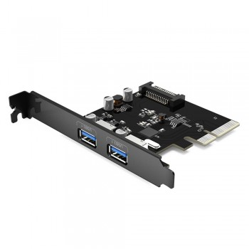Orico PA31-2P Superspeed+ 2 USB3.1 Port PCI-Express Card