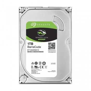 "Seagate ST1000DM010 Barracuda 1TB 3.5"" Sata 7200 RPM Internal Hard Drives"