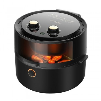 Joyoung Large Capacity Multifunctional Intelligent Household Visual Electric Air Fryer - 5.5L