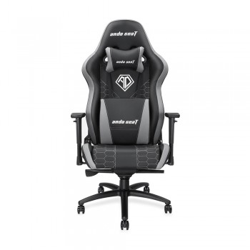 ANDA SEAT Gaming Chair Spirit King Series - Black/Gray