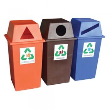 Polyethylene Recycle Poppy 50