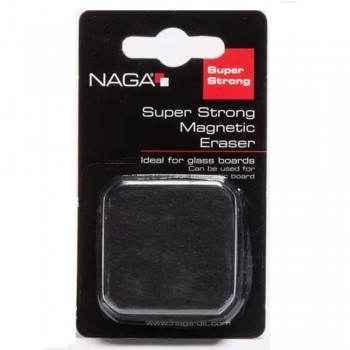 NAGA Super Strong magnetic Eraser -23901 (item no:G14-22)