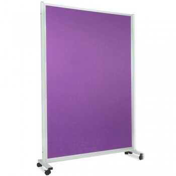 WP-MP35-FA6 MOBILE PANELS 94 x 180 x 43CM - Violet (Item No : G05-177)
