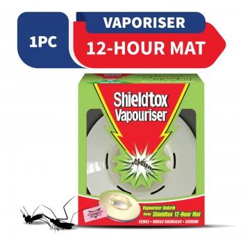 Shieldtox 12 Hours Corded Vapouriser FOC 30 Mats