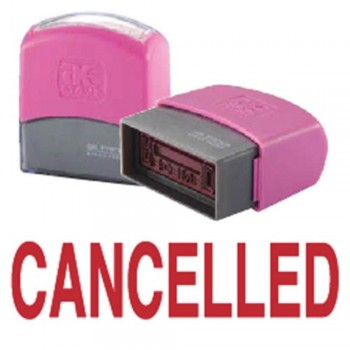 AE Flash Stamp - Cancelled