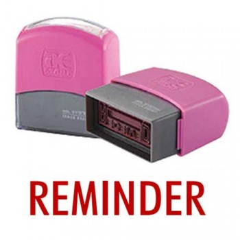 AE Flash Stamp - Reminder